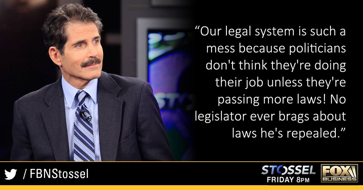 John Stossel Quote