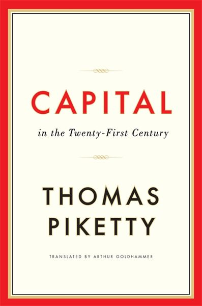 Capital - Thomas Piketty