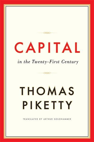 Capital - Thomas Piketty