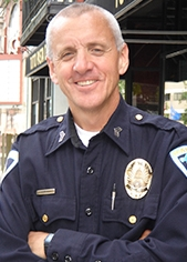Madison, Wisconsin Police Chief Mike Koval