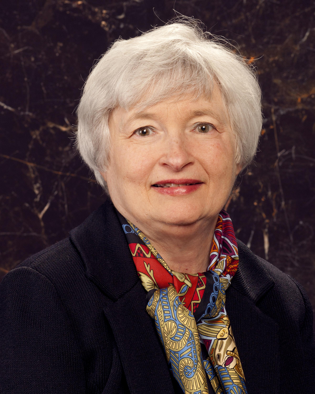 Janet Yellin