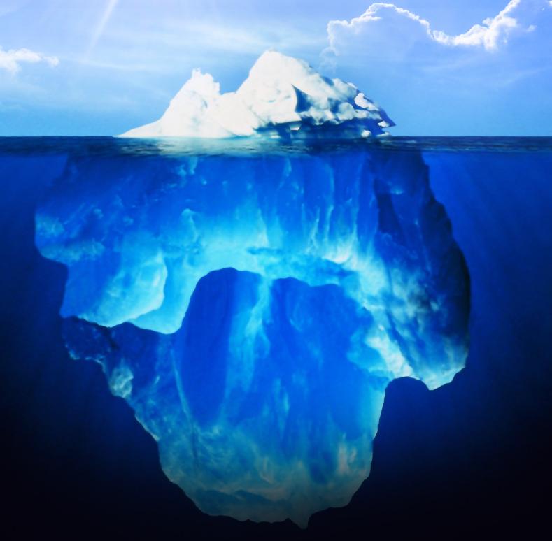 Debt Iceberg