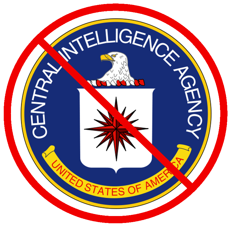 Abolish the CIA?