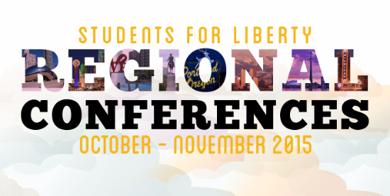 Students for Liberty Regional Conferences 2015