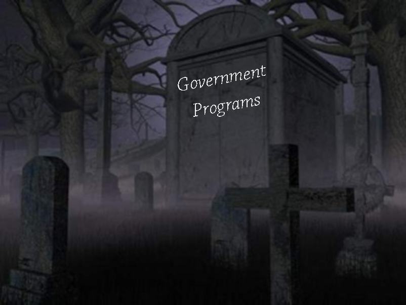 The Vast Graveyard