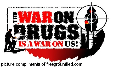 The War on Drugs is a War on US!