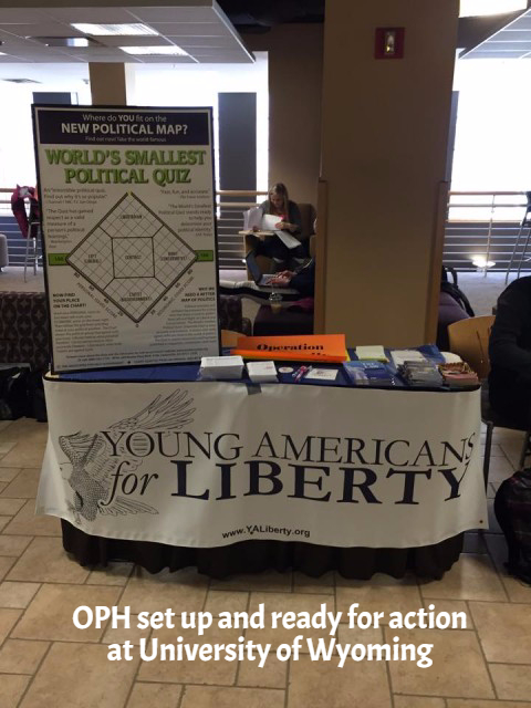 OPH at University of Wyoming