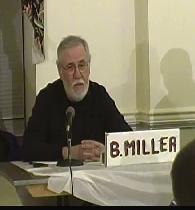 New Jersey gun control activist Brian Miller