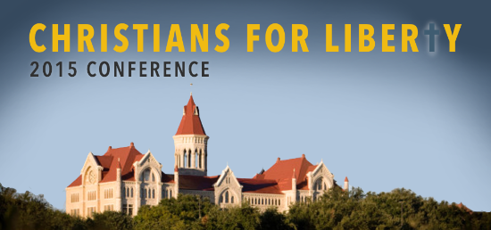 Christians for Liberty Conference 2015