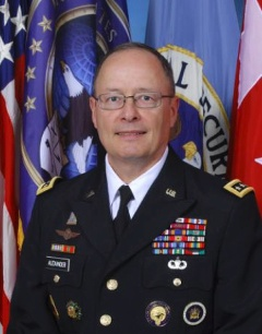 NSA Director Keith Alexander