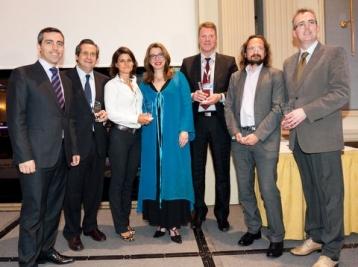 Winners of the 8th EBAN Awards