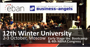 European Early Stage Investors Winter University - API Accelerator Moscow