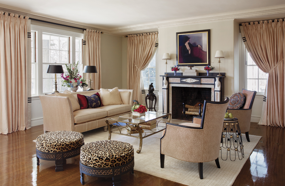Glen Magna - The Drawing Room
