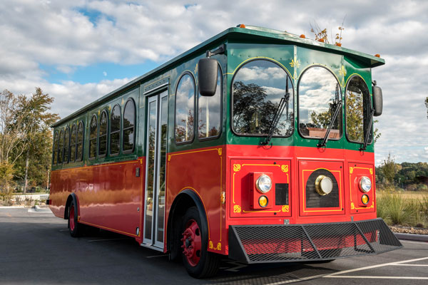 Trolley Shuttle Service