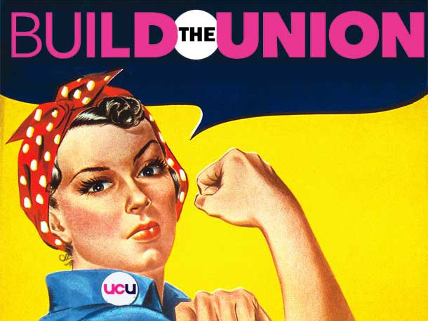 Build the Union - Rosie the Riveter