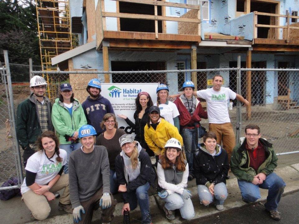 Habitat for Humanity Build Day