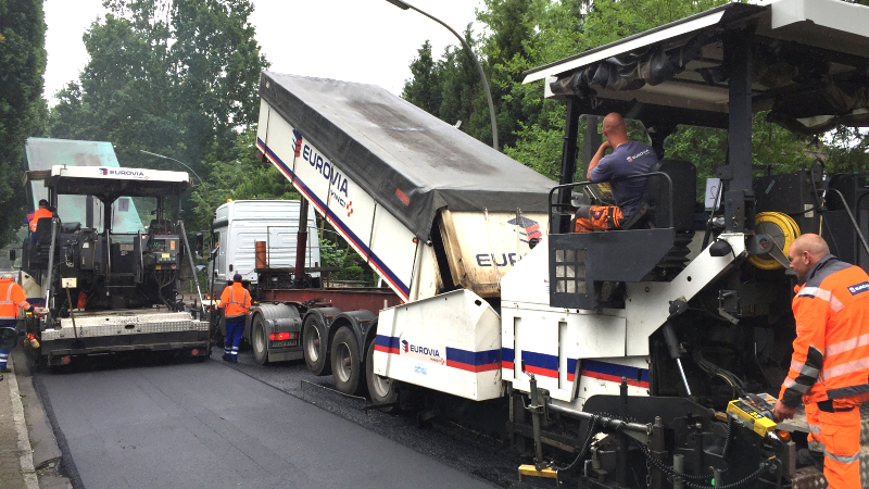 Mit asphalt solution® in die Zukunft
