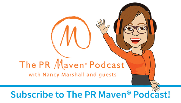 Subscribe to The PR Maven Podcast