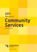 2011 Directory of Community Services