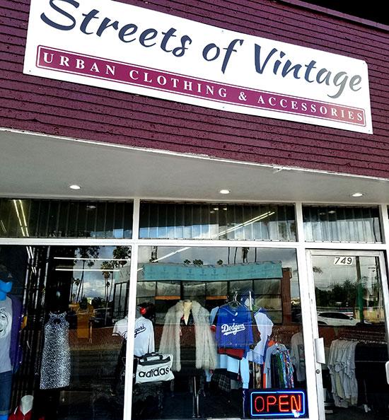 Streets of Vintage
