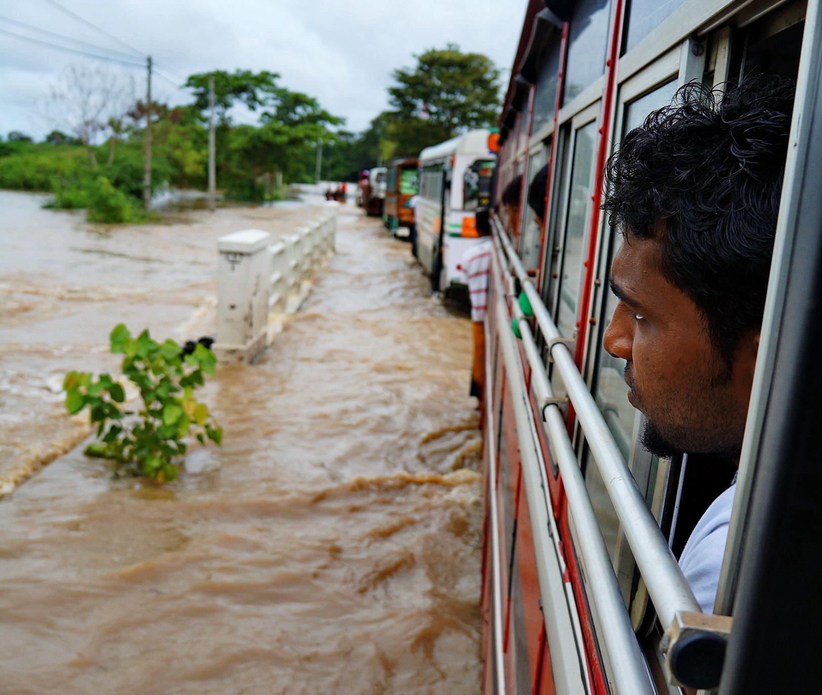 Sri Lanka flood. © Sam Lindsay.