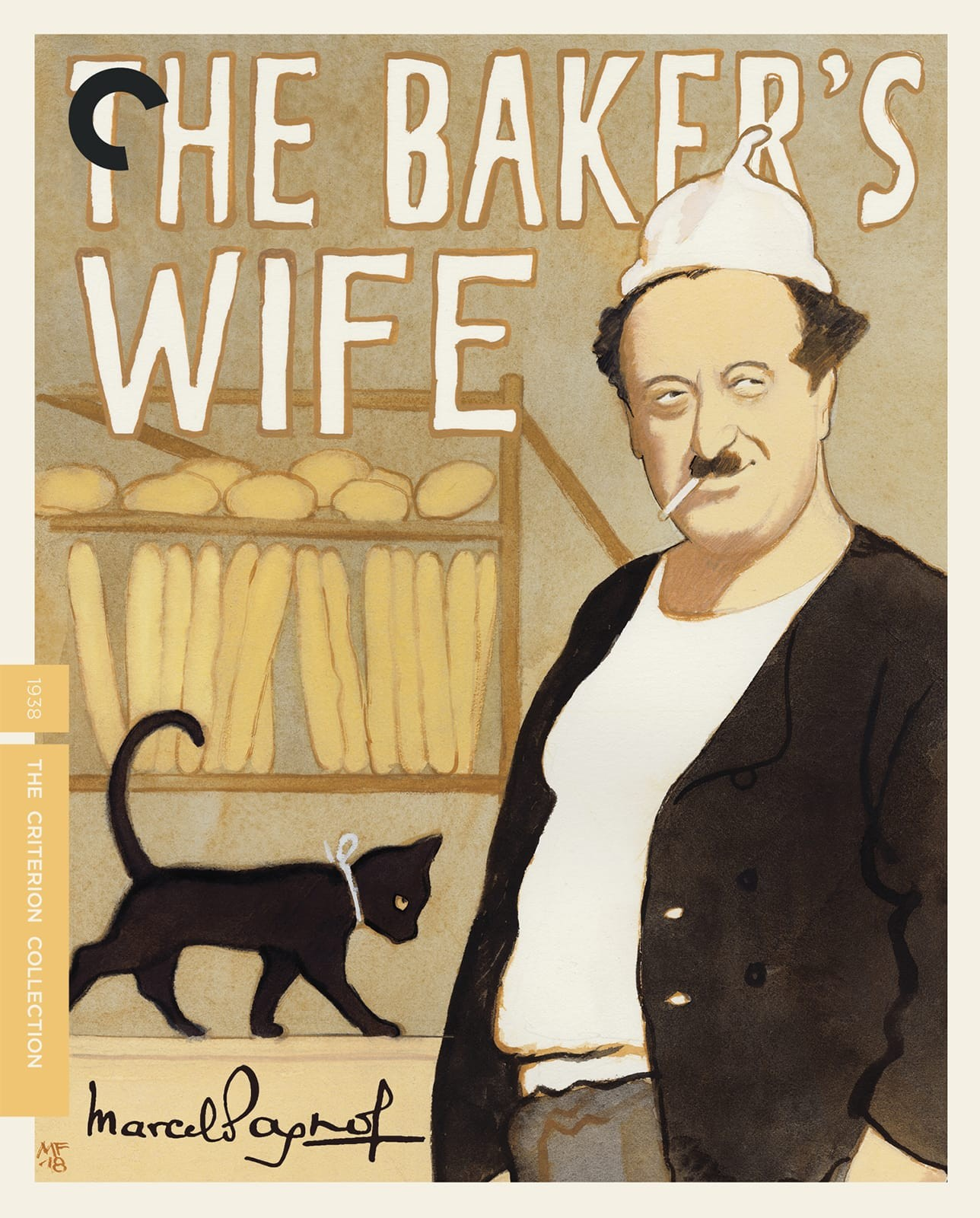 The Baker's Wife DVD
