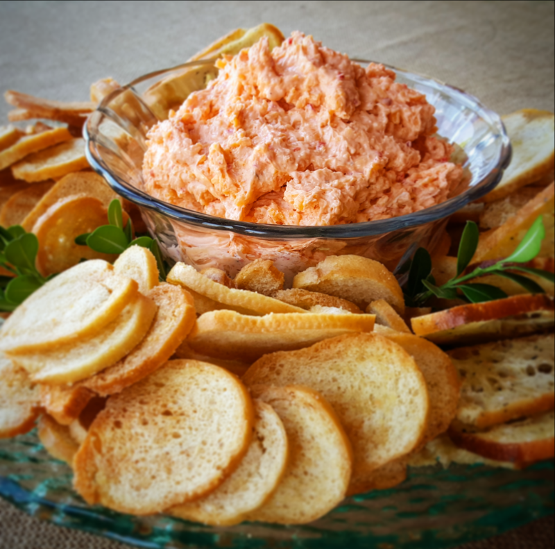 Cotswold Cheddar Spread with Crostini