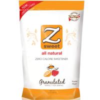 ZSweet zero calorie sweetener