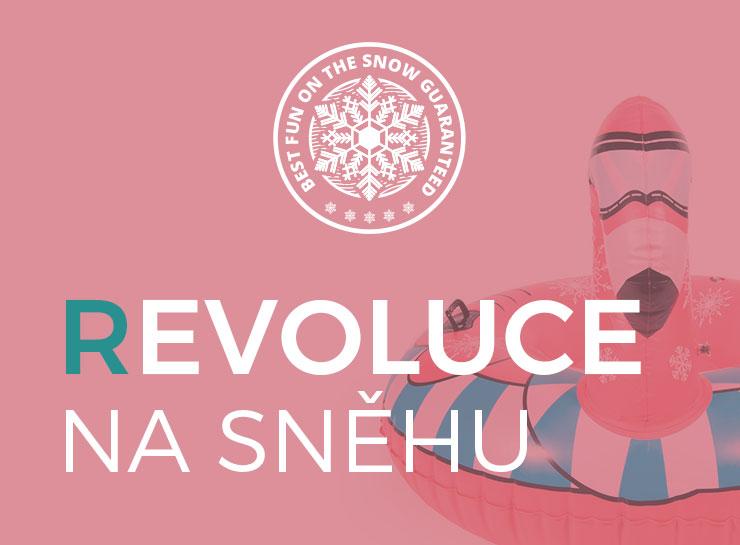 Revoluce na sněhu