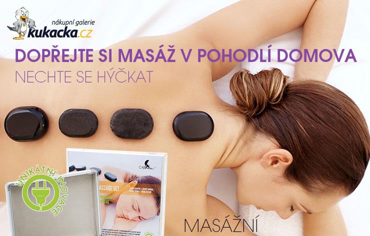Dopřejte si masáž v pohodlí domova