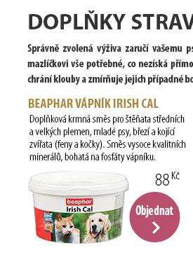BEAPHAR VÁPNÍK IRISH CAL