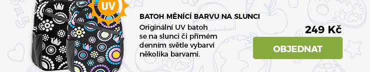 BATOH MĚNÍCÍ BARVU NA SLUNCI, ČERNÝ, CATMOTION