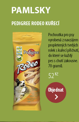 PEDIGREE RODEO KUŘECÍ