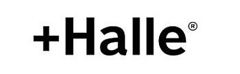 +Halle logo