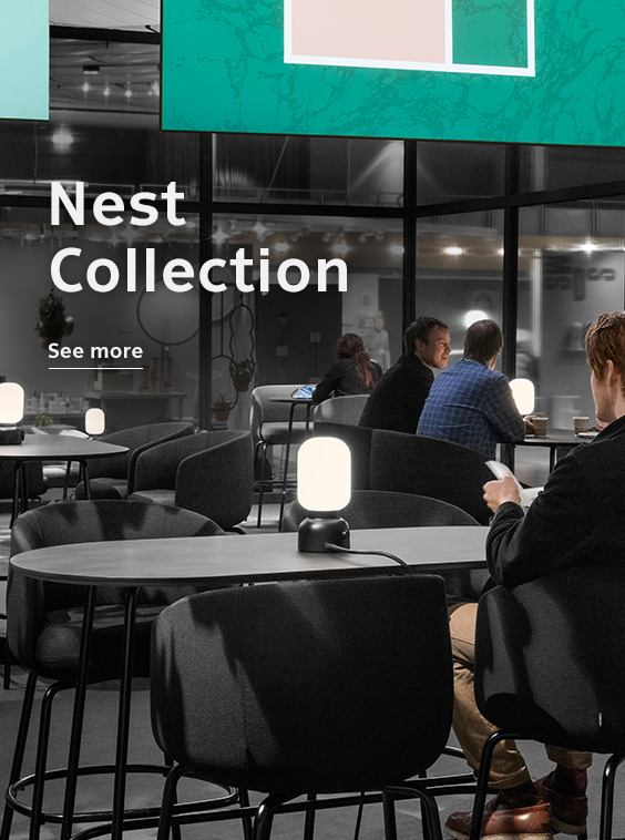 The Nest Collection in Stockholm