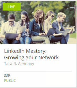 Growing Your Network course image