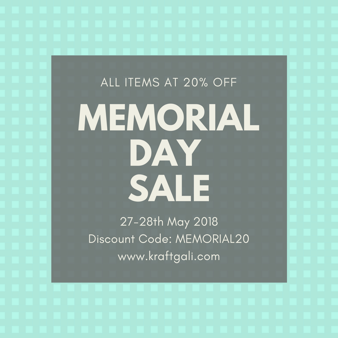 Sale runs Sun, 5/27 through Mon, 5/28 at midnight PT Must enter MEMORIAL20 at checkout for 20% off your entire order, including sale items. Offered worldwide. HAPPY HOLIDAY!