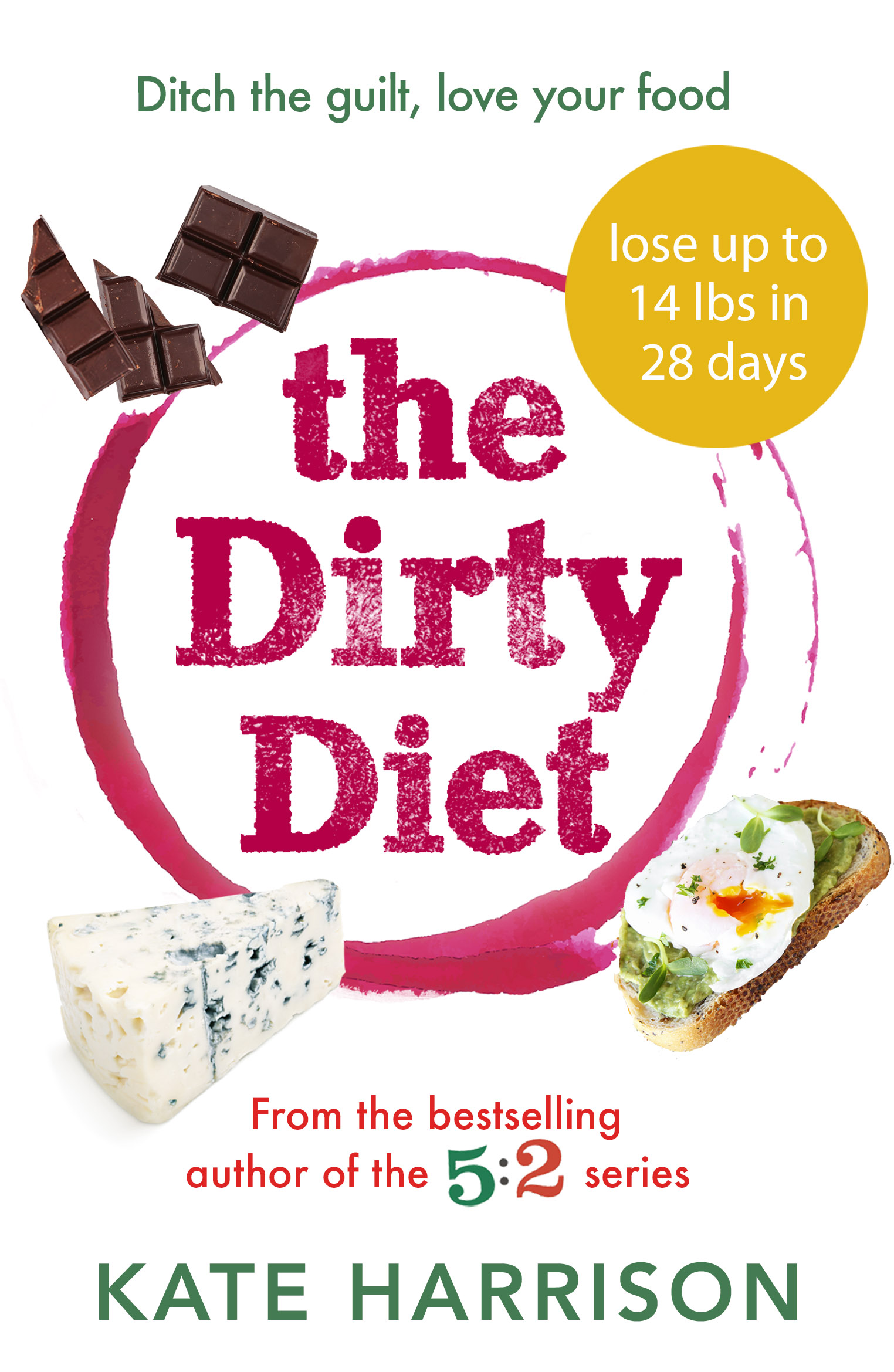 Dirty Diet cover