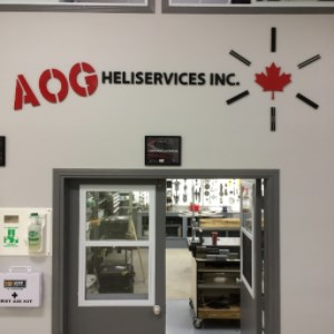 AOG Heliservices Inc. Componet Overhaules