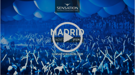 Sensation Madrid 2018