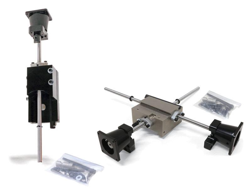 6830  Mill Ball Screw  XYZ-Axes Retrofit Kit
