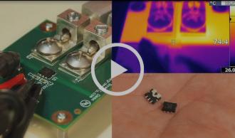 ACS780 & ACS781 High Current Density Fully Integrated Current Sensor ICs