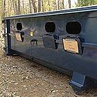 Image of new recycling collection bin.