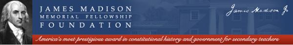 James Madison Header Image