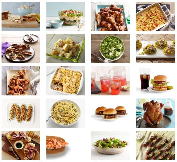 50 salad recipes