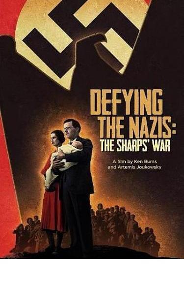 sharps' war film poster