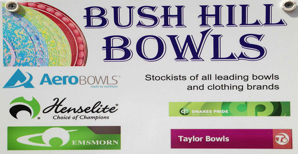 Bush Hill Bowls Stocks all leading brands