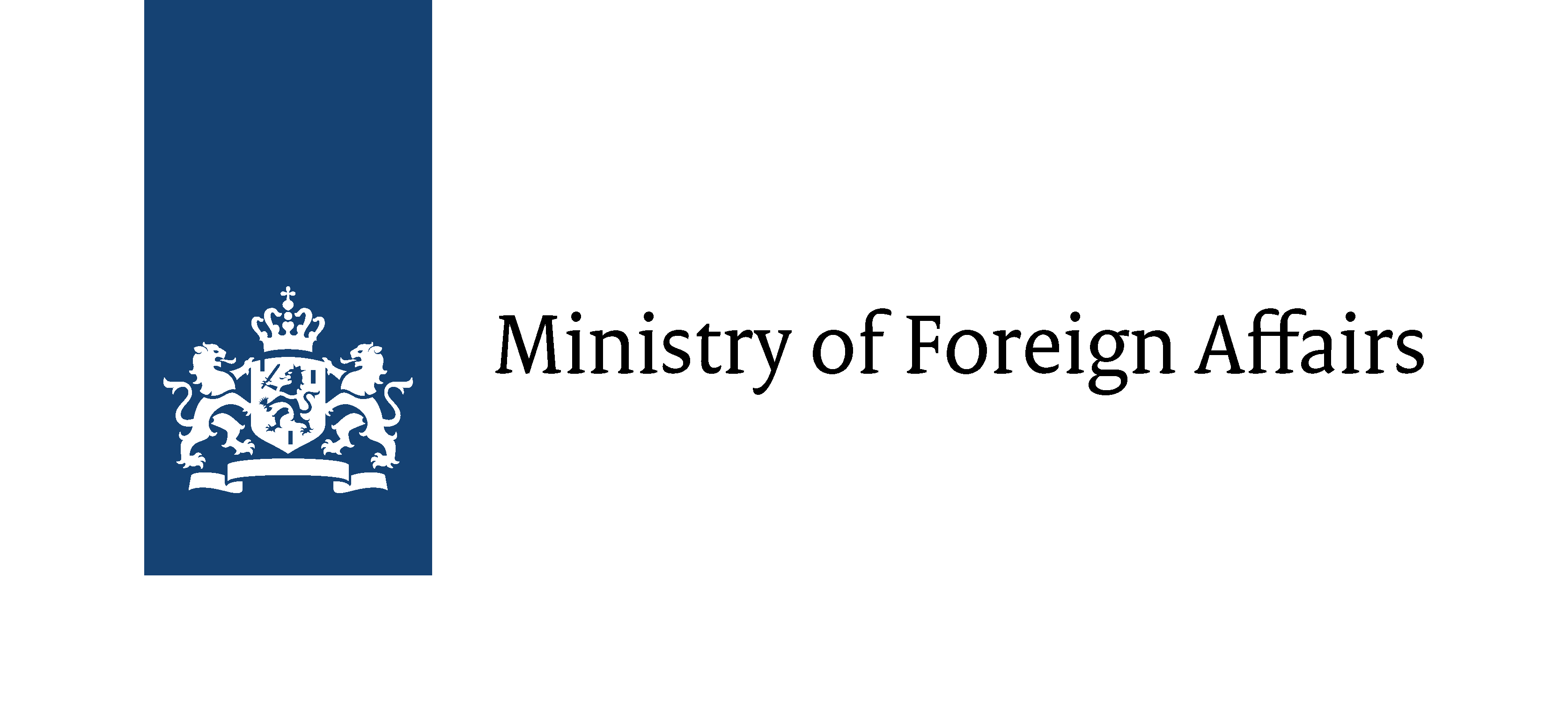 Ministry of Foreign Affairs of the Netherlands Logo