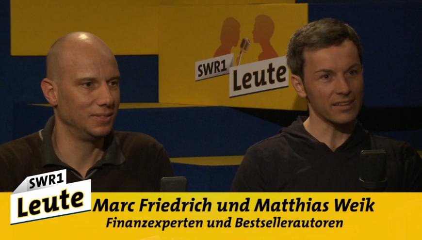 Friedrich & Weik - SWR 1Leute