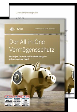 SOLIT All-in-One Vermögensschutz Broschüre